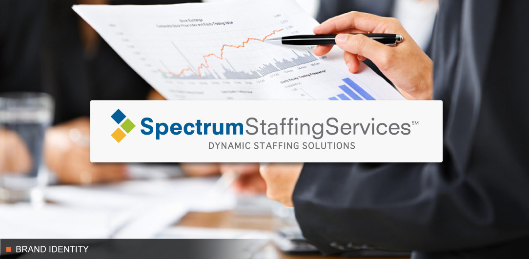 Spectrum Staffing Brand Identity Development