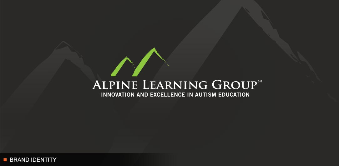 Alpine Learning Group Brand Identity Development
